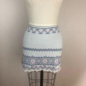 ODD MOLLY Festival Wear Short Skirt Size:1/Small
